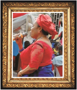 Mrs Justina Onwe