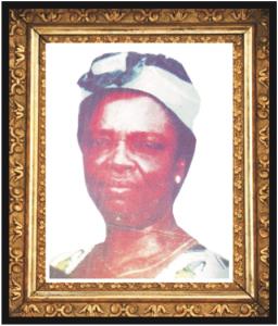 Mrs Uche Oranika